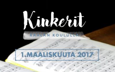 Kinkerit 1.3.2017